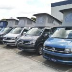 Pre reg vw campervan sale volkswagen line up